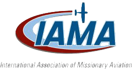 international association of missionaries logo