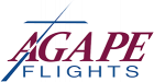 Agape Flights Logo