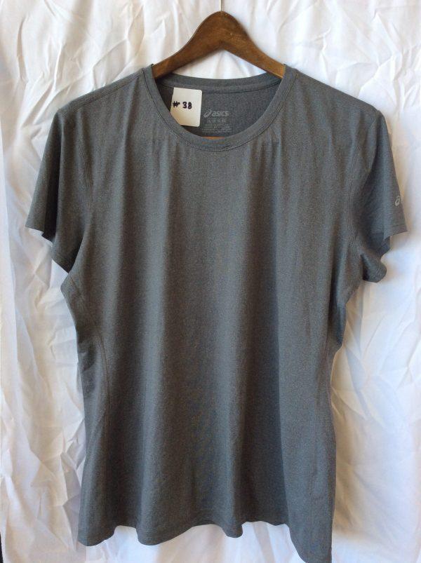 Women's grey t-shirt, size xl